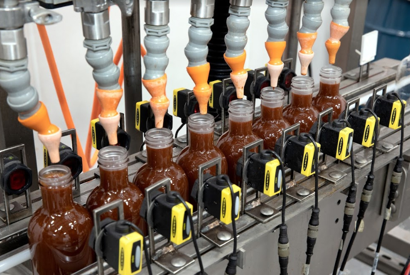 Bottling Georgia Earle's BBQ Sauce
